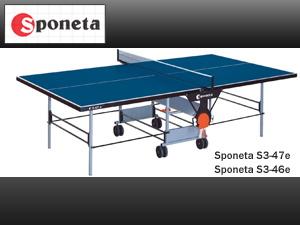 Sponeta Tischtennisplatte Outdoor S3-86e